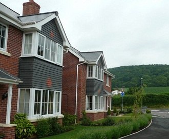 Homebuidling in the UK