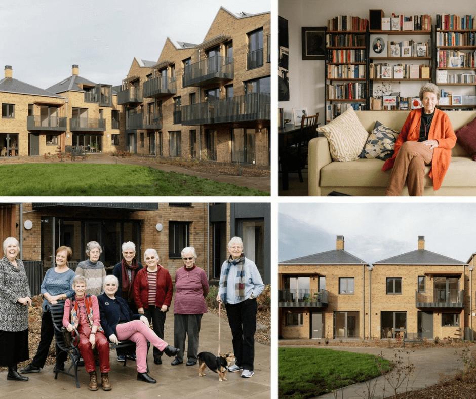 The Older Women's Cohousing Group, Barnet