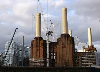 Apple lease Battersea Power Station